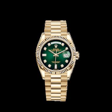 Rolex - डे-डेट 36