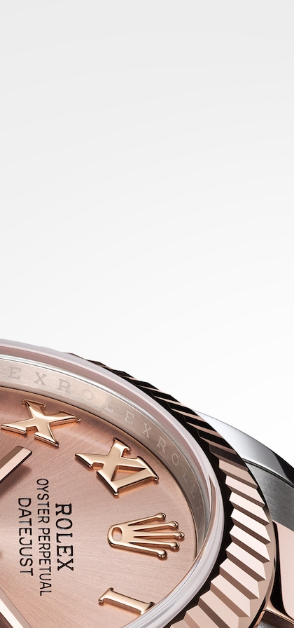 Watchmaking dial datejust 41
