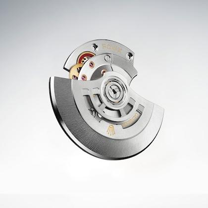 Perpetual movements rotor