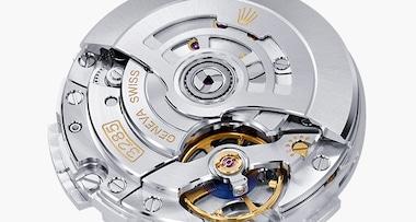 自动上链机械恒动机芯,GMT功能