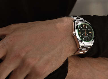 Caring for your Rolex