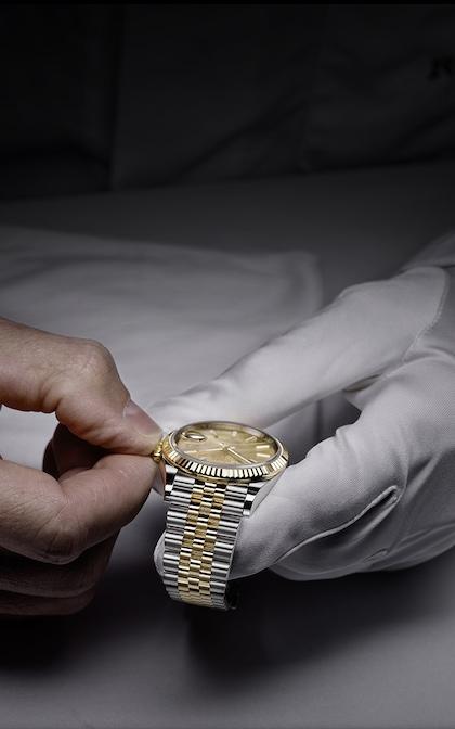 Rolex Care & Service Cover