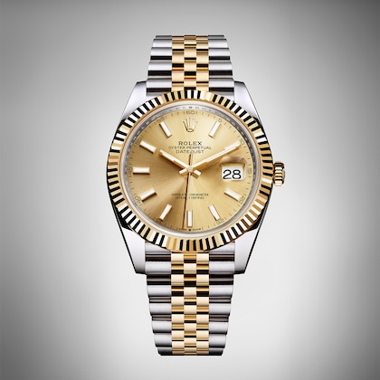 Datejust vue de face