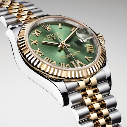 Datejust Rolesor