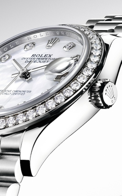 Lady-Datejust beauty