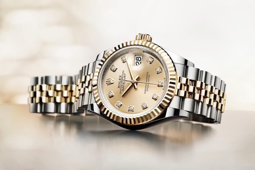 Lady Datejust rolesor
