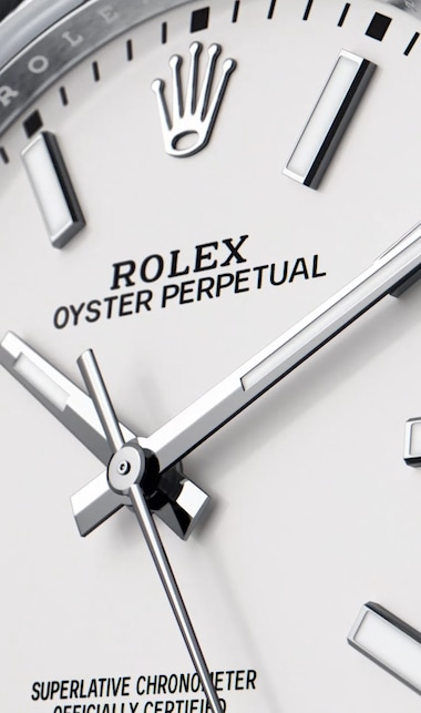 Poster cover video Oyster Perpetual