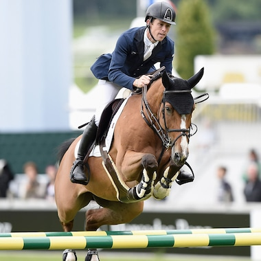 The Rolex Grand Slam of Show Jumping