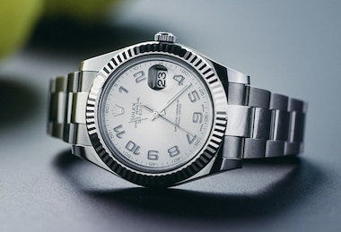 ERTAS Rod Laver Oyster Perpetual Datejust model