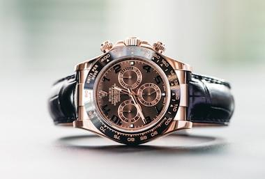 一只劳力士,一个故事 - 史蒂夫・戈尔达宇宙计型迪通拿腕表