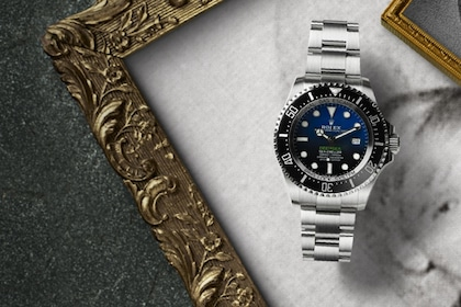 Rolex and Cinema James Cameron Rolex Deepsea